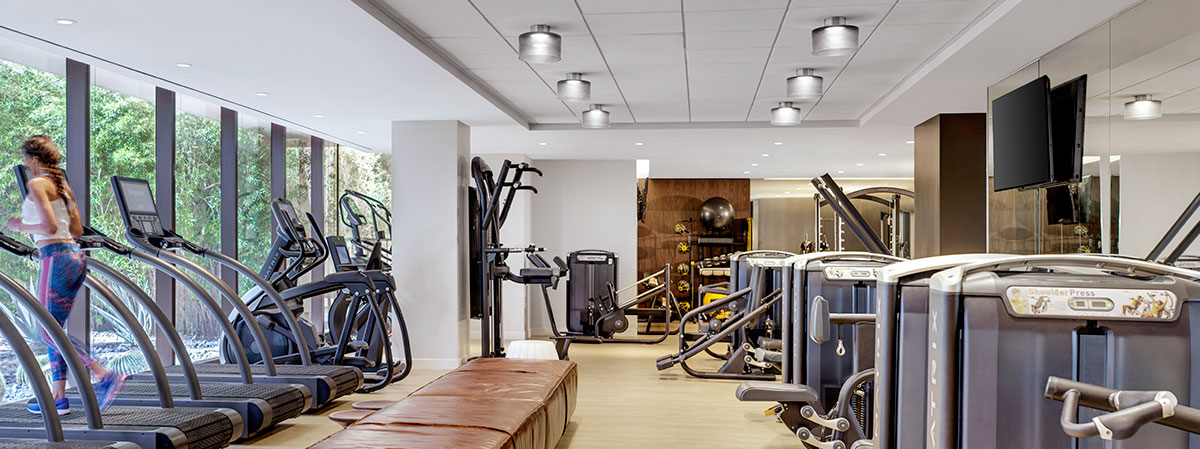 Red Rock fitness center