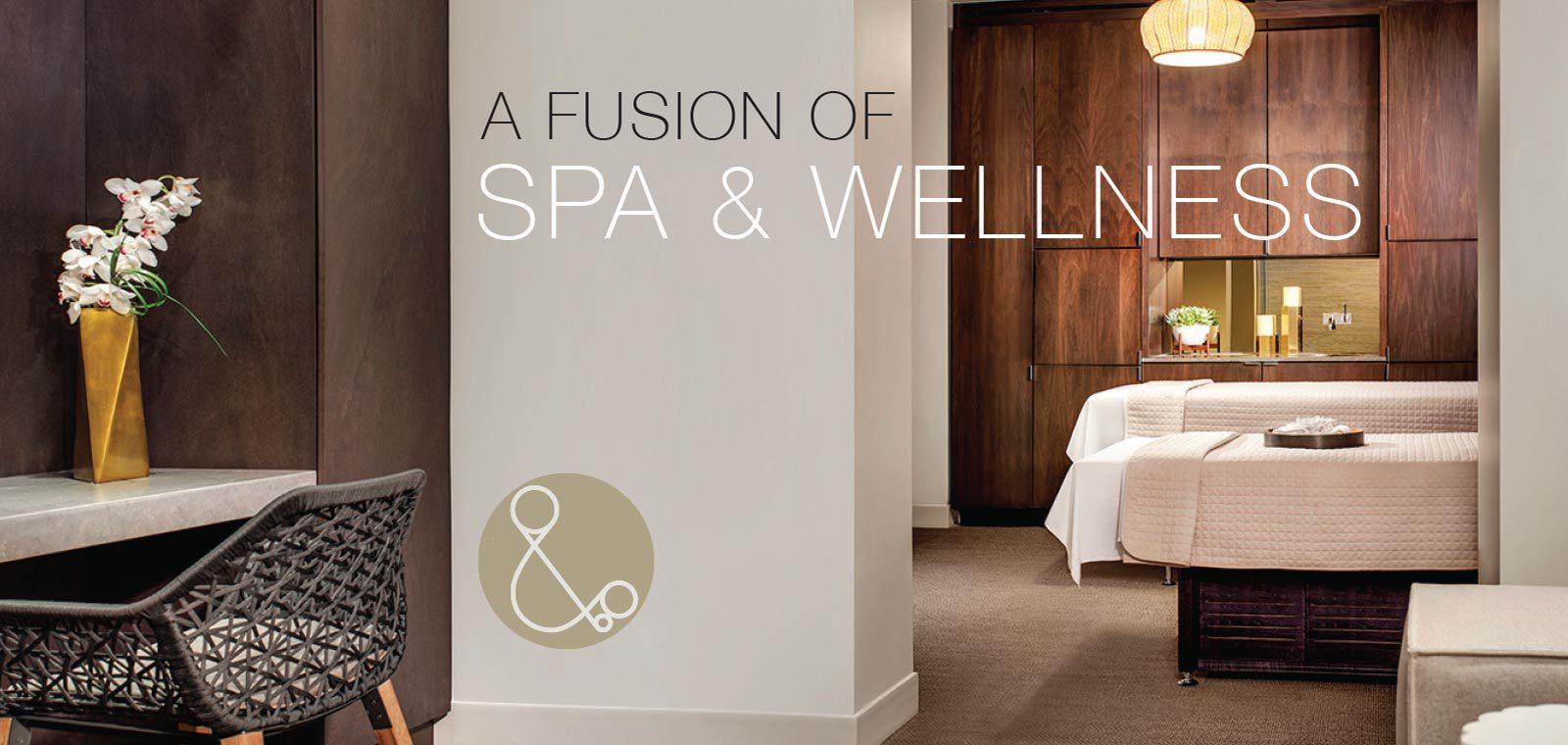 A fusion of spa & wellness